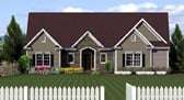Plan Number 54029 - 2004 Square Feet