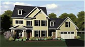 Plan Number 54085 - 2702 Square Feet