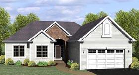 House Plan 54091