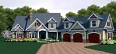 Plan Number 54094 - 3247 Square Feet