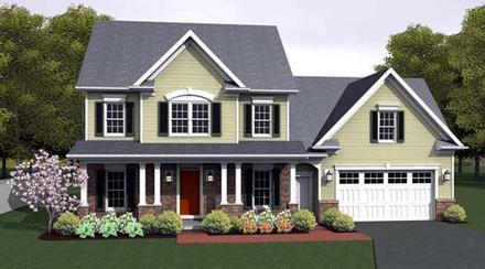House Plan 54095