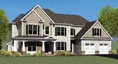 Plan Number 54104 - 3041 Square Feet