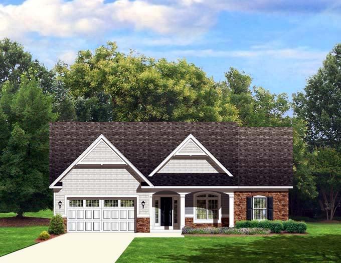 House Plan 54107