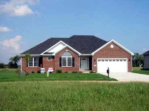 Traditional House Plan 54413