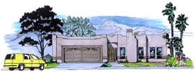 House Plan 54604