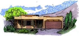 House Plan 54607