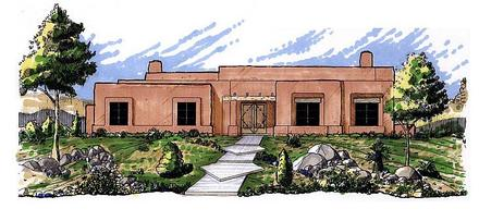 House Plan 54611