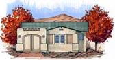 House Plan 54745