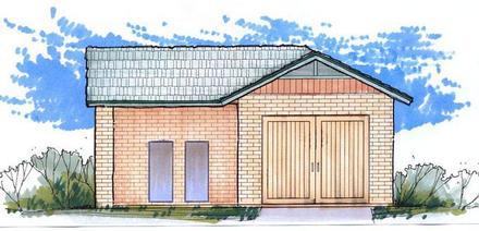 Garage Plan 54795