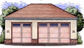 Garage Plan 54796
