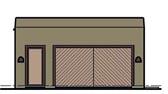 Garage Plan 54798