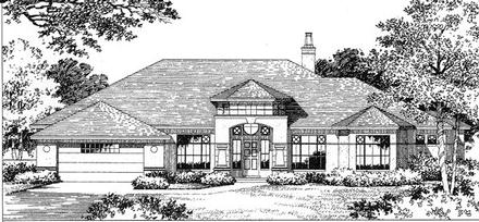 House Plan 54806