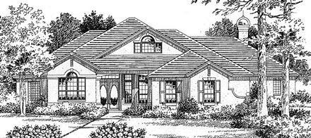 House Plan 54808