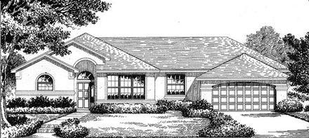 House Plan 54831