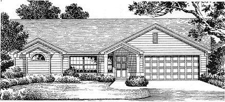 House Plan 54837