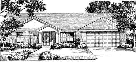 House Plan 54838