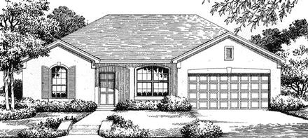 House Plan 54839