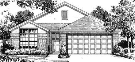 House Plan 54841