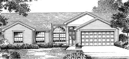 House Plan 54843