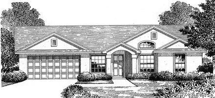 House Plan 54844