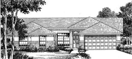 House Plan 54845
