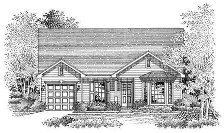 House Plan 54859