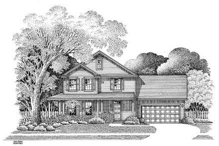 House Plan 54863