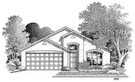 House Plan 54895