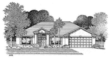 House Plan 54896