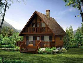 House Plan 55007
