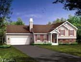 House Plan 55029