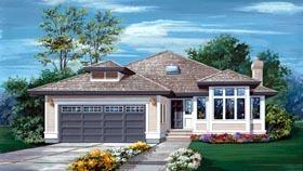 House Plan 55058