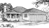 Plan Number 55071 - 1869 Square Feet