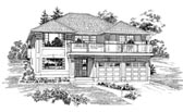 Plan Number 55091 - 1945 Square Feet