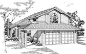 Plan Number 55106 - 1748 Square Feet