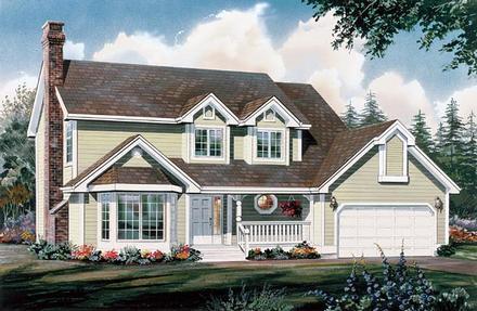 House Plan 55118