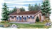 House Plan 55134