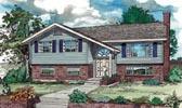 House Plan 55187