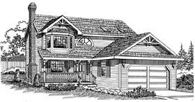 House Plan 55285
