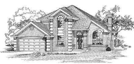 House Plan 55294