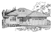 Plan Number 55336 - 1911 Square Feet