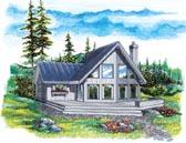 House Plan 55342