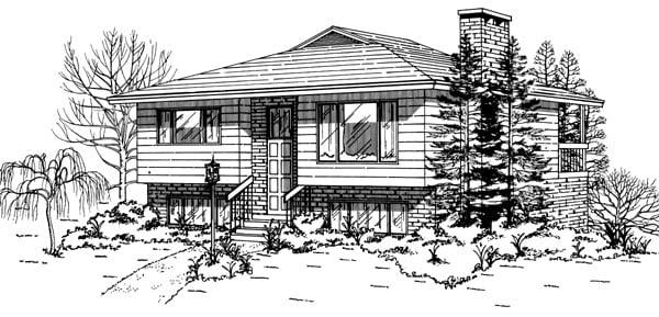 Cape Cod House Plan 55501 Elevation