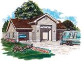 Garage Plan 55538