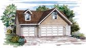 Garage Plan 55545