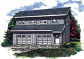 Garage Plan 55550