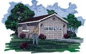 Garage Plan 55554