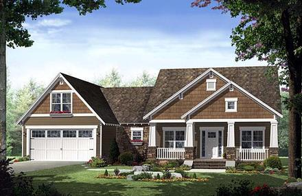 House Plan 55600