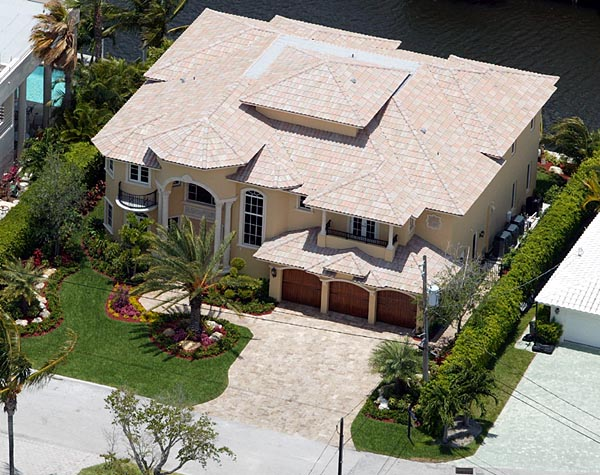 Mediterranean House Plan 55765 with 5 Beds, 7 Baths, 3 Car Garage Picture 1
