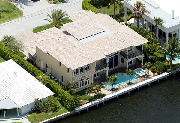 Mediterranean House Plan 55765 with 5 Beds, 7 Baths, 3 Car Garage Picture 2